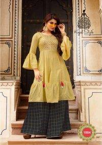 Fashion Holic Vol-1 Reva Silk Kurtis