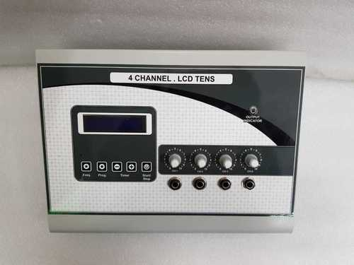 4 channel LCD tens