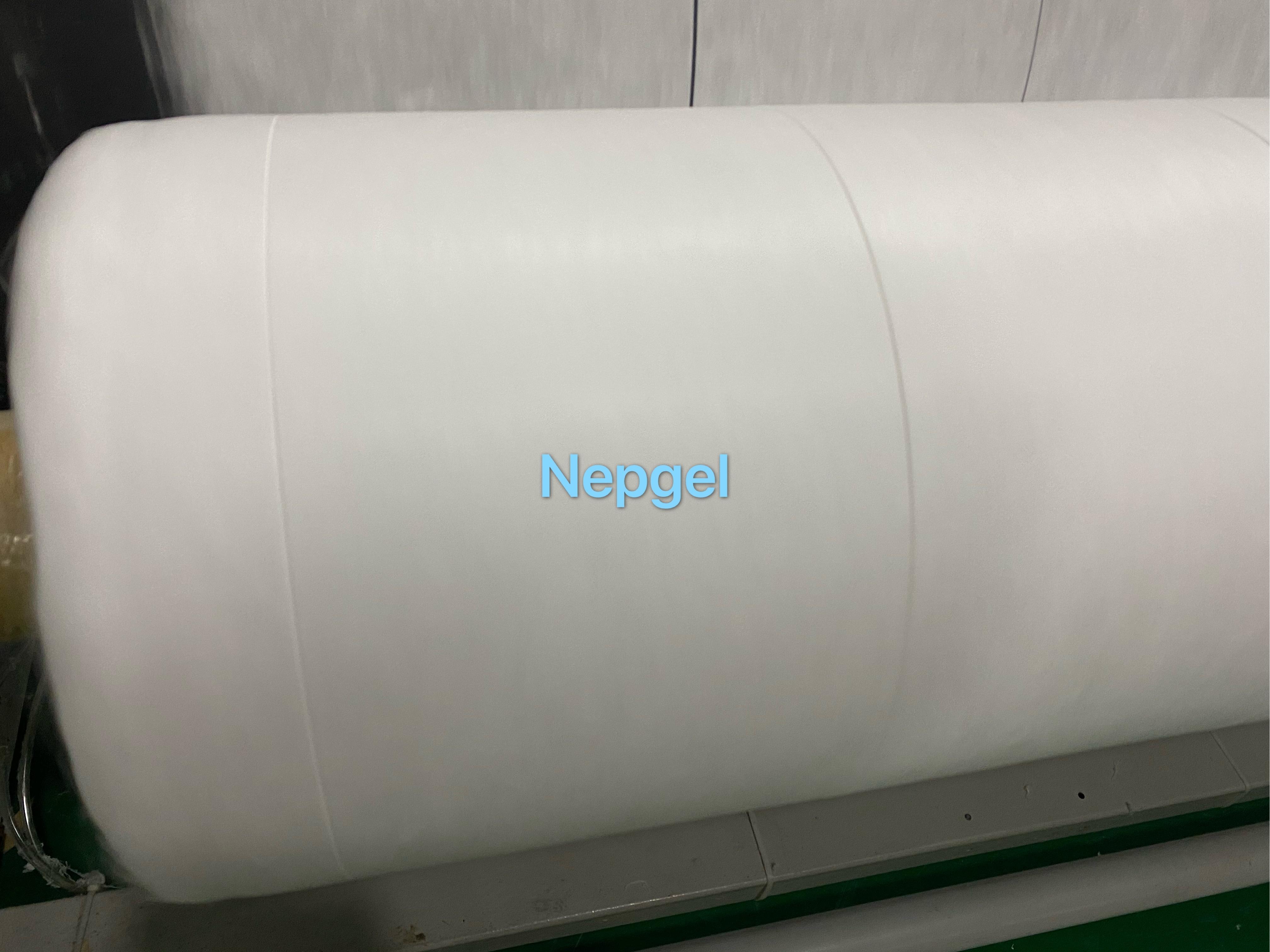 Melt Blown Fabric Facemask Filter Material