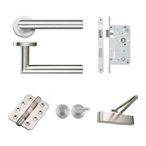 Metal Door hardware's