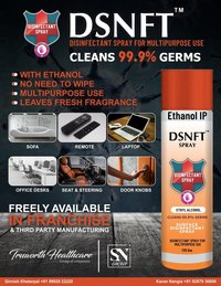 Dsnft Disinfectant Spray