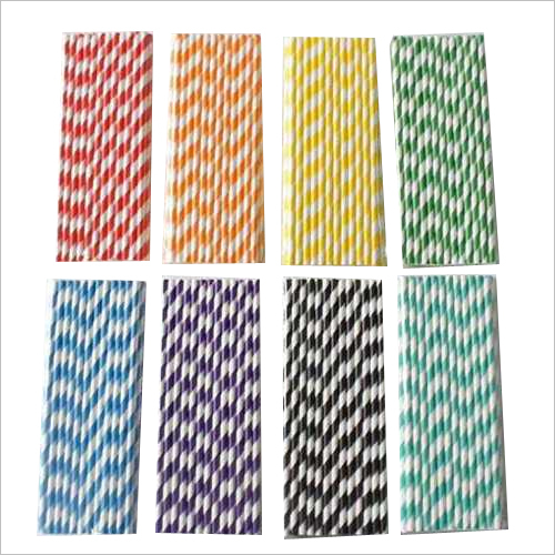 Custom Printed Paper Straws