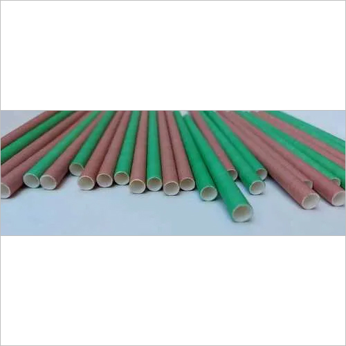 Round Paper Straw