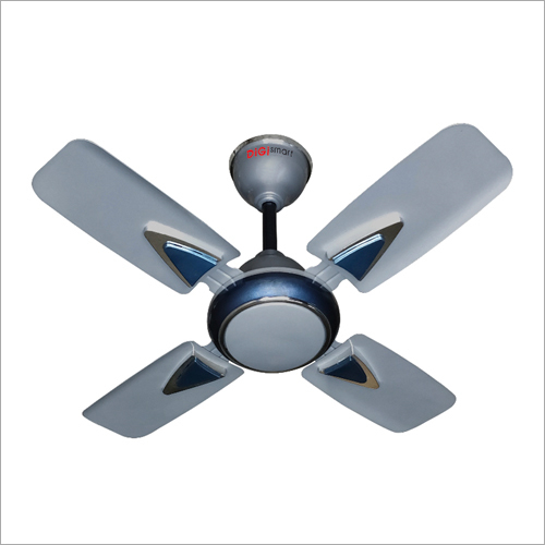 Digi Smart 24 inch Galaxy -1 Silver Blue Ceiling Fan
