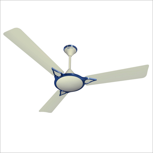 Digi Smart Blue Ivory Ceiling Fan