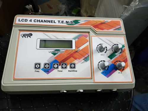 LCD 4 Channel tens