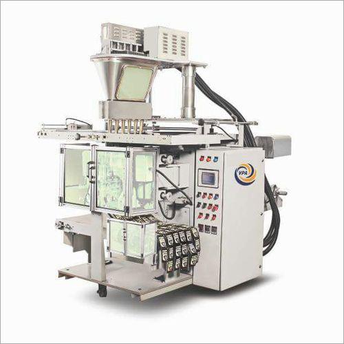 Multitrack Auger Filler Machine
