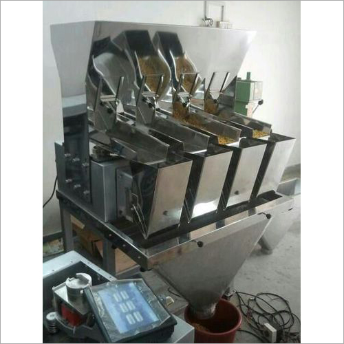 Linear Weigher for Packaging Industry