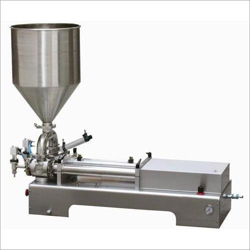 Automatic Viscous Filling Machine