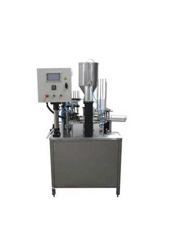 Auto Rotary Cup Sealing Machine