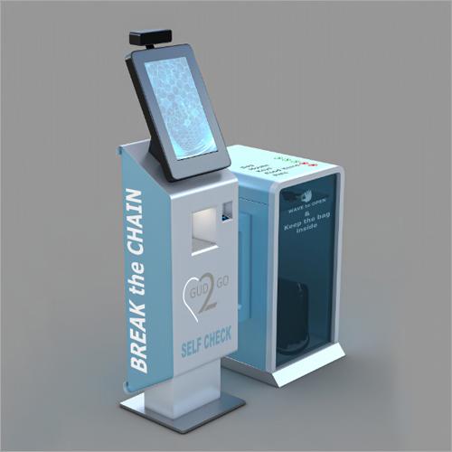 Self Check Kiosk System