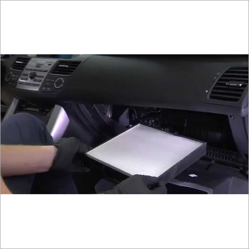 Anti-Microbial And Particulate Cabin AC Filter