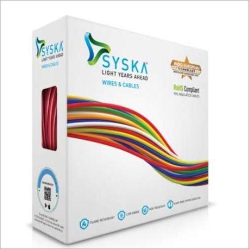 Syska Insulated Wires
