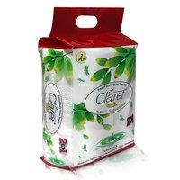 CLARET 2 in 1 Kitchen Tissue rolls, Kitchen Towel - 2 PLY, 100 SHEETS