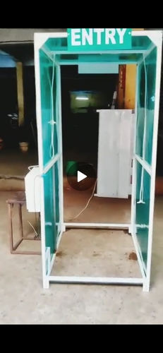 Sanitizing chamber