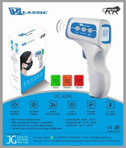 Klassic Infrared Thermometer