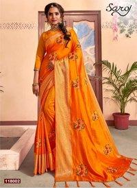 Beautiful Sana Silk Saree