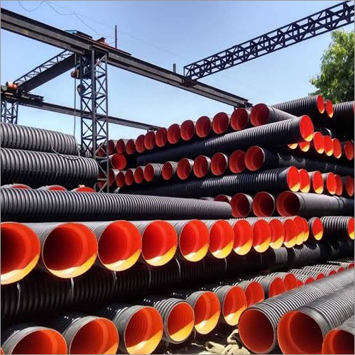 Double Wall Corrugated  Sewerage Pipe