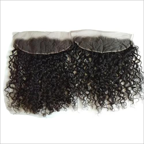 Raw Curly Hd Frontal 13x4