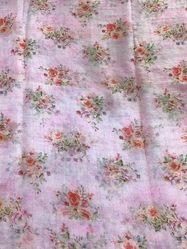 Chiffon Digital Print Fabric