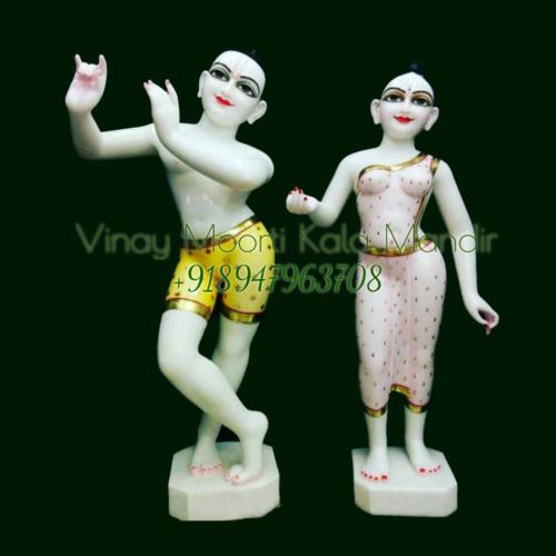 Iskcon Radha Krishna Idol