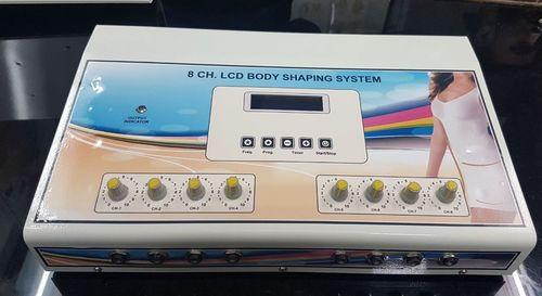 8Channel Body Shaper LCD