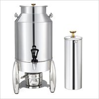 Milk Dispenser 5 ltr Hot & Cold for Buffet