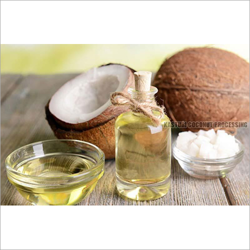 Copra Based Coconut Oil