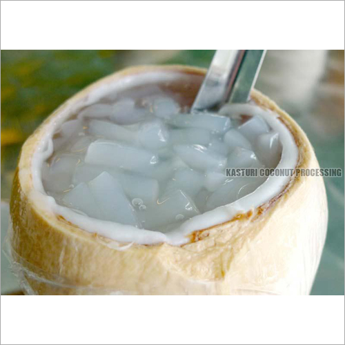 Coconut Jelly Water