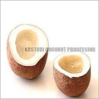 Two Halves Dried Coconut