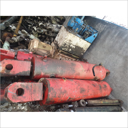 Heavy Duty Medium Sized Hydraulic Cylinder