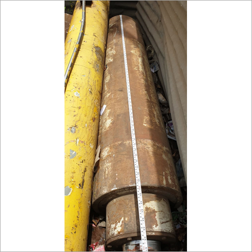 Heavy And Long High Pressure Hydraulic Cylinder