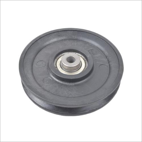 Aluminum Wheel Pulley Casting