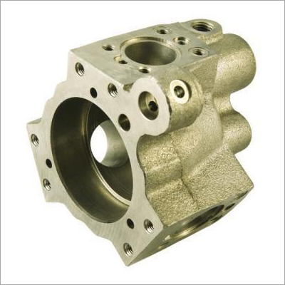 Zinc Diesel Pump Housing Casting
