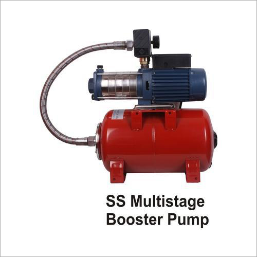 Stainless Steel Multi-Stage Pumps
