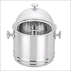 Ice Cream Dispenser Insulated With Acrylic Cover For Buffet - Rs. 2800.00 ++
