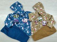 Kids Suit With Hood Cap