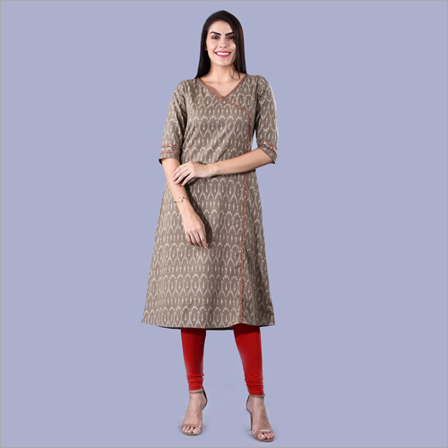 Ladies Calf Length Kurti