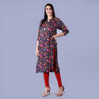 Long Loose Indian Kurti
