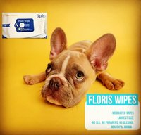 Dog and cat wipes