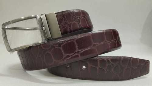 Mens Pure Leather Belt
