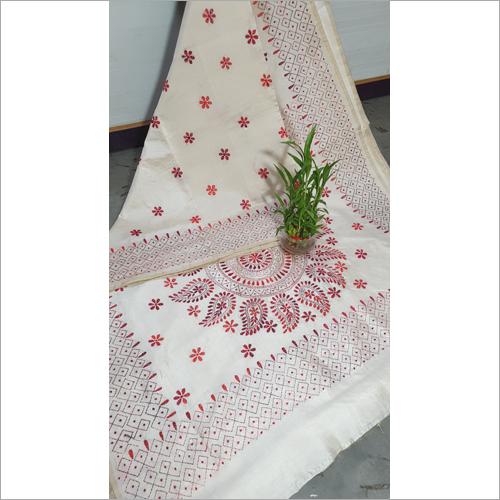 Ladies Shantipur Printed Saree