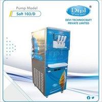 Softy Ice Cream Machine - SOFT 103 / D