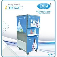 Softy Ice Cream Machine - SOFT 103 / B