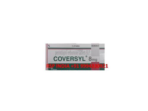 Coversyl 8 Mg Tablets