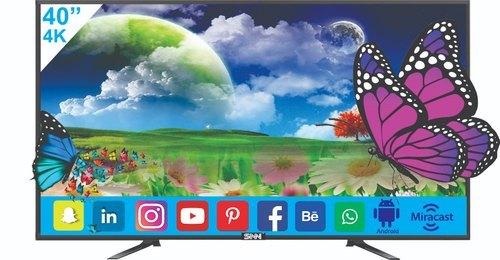 Smart Television Black SNN 40