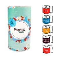 Primaxx Kitchen Tissue Rolls, Kitchen Towel Single - 4 Ply