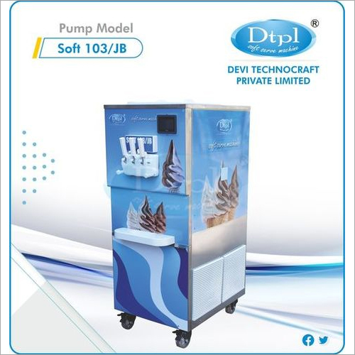 Softy Ice Cream Machine -  - SOFT 103 / JB