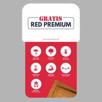Gratis Red Premium Plywood