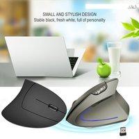 T22 Wireless Mouse Vertical Ergonomic Design
